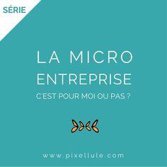 La Micro Entreprise Cest Pour Moi Ou