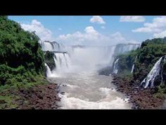 Iguazu Falls (BBC), Misiones, Argentina & Brazil. I visited this amazing place in January…truly breathtaking!