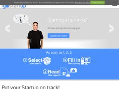 Do you want to create a new business? Online business tools for your startup!