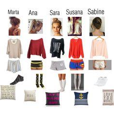 Sleep outfits