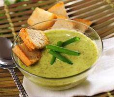Recept Krémová bylinková polévka od Vorwerk vývoj receptů - Recept z kategorie Polévky Kitchen Machine, Thai Red Curry, Ethnic Recipes, Food, Thermomix, Meals, Yemek, Eten