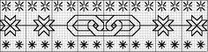 Brain Clutter: Blackwork pattern: Misc blackwork examples #1