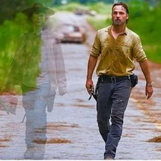 The show won't be the same #carlgrimes #rickgrimes #twdfamily