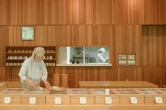 """The otherworldlyToraya Kobo, a factory for Japanese confections (wagashi) in Gotemba, can't be missed, Ueno says. """"It's a day trip from Tokyo. I love the entrance, walking around the area,"""" (it's in a bamboo grove), """"and enjoying the in-season sweets."""""""