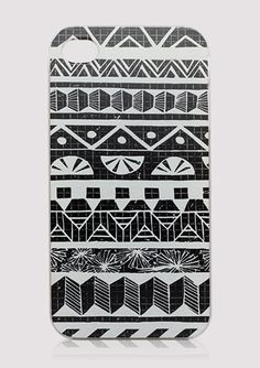 Aztec Print Phone Case