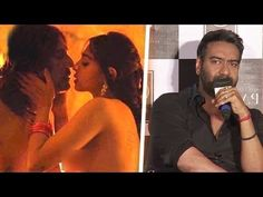 Ajay Devgn Speaks On Radhika Apte's Leaked Scenes from Parched Movie 2016  Hello Youtubers  here i am gonna upload Songs and upload Some masala news hope you like it and Subscribe me and share us thanks.  COPYRIGHT NOTICE:  If you need a video removed from my channel please e-mail me before give a strike. (team@bewada.com) I'm working so hard for this channel so don't want to lose all. Thanks for understanding!