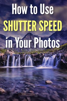 Optimizing Exposure: Shutter Speed lighthouse winter birds flowers wildlife nature landscape nature coast coastal photos how to long exposure tripod filters neutral density filter sharp movement ISO aperture. Landscape Photography Tips, Photography Jobs, Photography Basics, Photography Lessons, Photography For Beginners, Photography Camera, Photography Equipment, Landscape Photos, Photography Tutorials