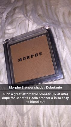 Such a bomb affordable bronzer ! Such a bomb affordable bronzer ! Makeup Must Haves, Makeup To Buy, Kiss Makeup, Hair Makeup, Devil Makeup, Witch Makeup, Scary Makeup, Glitter Makeup, Pretty Makeup
