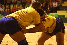 "Canarian wrestling comes from the history of the Guanches, the earliest known natives of the Canary Islands, although with limited contact between the islands, each island then developed different rules. In 1420, shortly after the Spanish conquest, Alvar García de Santa María first recorded the wrestling techniques, including the use of referees, or ""hombres de honor"". Only some of these early rules and techniques have survived to modern times. After the Conquest, the sport became part of…"