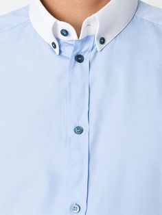 Dolce & Gabbana contrast shirt