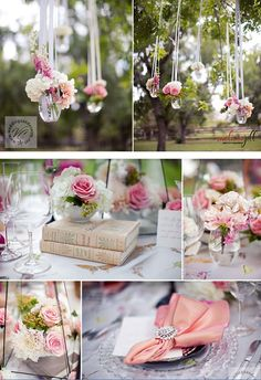 Party decore ideas, tablescape - Birthday_ party _ reception _ shower