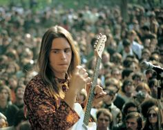 Grateful Dead's Bob Weir, Central Park, NYC, Never seen Bob with a Telecaster. Mickey Hart, Famous Guitars, Bob Weir, Forever Grateful, Before Us, Grateful Dead, Photos For Sale, Woodstock, Music Is Life