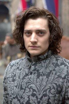 Aneurin Barnard - Richard III, The White Queen