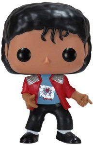 Amazon.com: Funko POP Michael Jackson (Vinyl): Beat It: Toys & Games