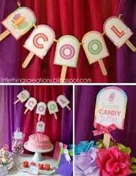 Image result for beach popsicle party