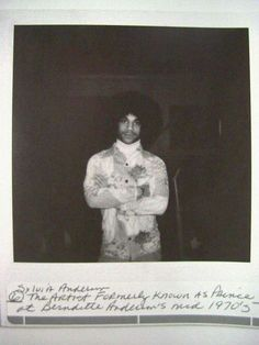 Prince at Andre Cymone's mother's house in the mid before he had signed for Warner Brothers. Bernadette Anderson took Prince into her home, they must have been magical times as he and Andre grew together musically. Childhood Photos, Childhood Friends, Early Childhood, Young Prince, My Prince, The Artist Prince, Paisley Park, Dearly Beloved, Roger Nelson