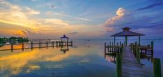 Safety Harbor, FL  Sunrise ♕ re-pinned by http://www.waterfront-properties.com/