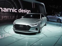 Audi to develop a two-door BMW 8 Series-fighter - http://www.quattrodaily.com/audi-develop-two-door-bmw-8-series-fighter/