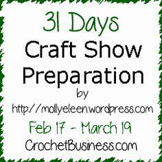 craft show preparation