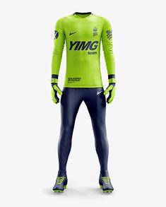 19 Goalkeeper Kits ideas | goalkeeper kits, goalkeeper, clothing mockup