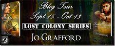 Darkest Cravings: Series Blast, Giveaway & Interview: Lost Colony Se...