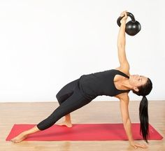 3 Strength & Conditioning Workouts for KB's - Lauren Brooks