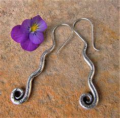 Ethnic Jewellery. Silver Jewellery. Silver earrings. Ethnic earrings. Pendientes de plata. Joyería de plata. Joyería étnica.