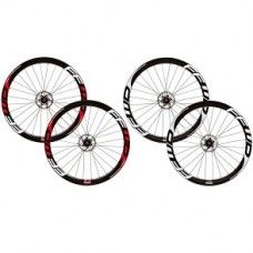 Fast Forward F4D Tubular DT240 Disc Wheelset - www.store-bike.com