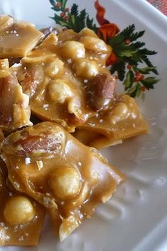 Excellent recipe for nut brittle. Made this for Fathers' Day, my mum and brother also tried some and begged for their own batch!