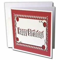 Beverly Turner Birthday Design - Bowing Happy Birthday Red - Greeting Cards-6 Greeting Cards with envelopes by Beverly Turner Photography. $10.49. Bowing Happy Birthday Red Greeting Card is measuring 5.5w x 5.5h. Greeting Cards are sold in sets of 6 or 12. Give these fun cards to your friends and family as gift cards, thank you notes, invitations or for any other occasion. Greeting Cards are blank inside and come with white envelopes.