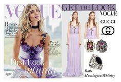 Rosie Huntington-Whiteley Vogue Thailand July 2016
