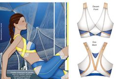 Carlin Group:Dynamic Crossing -Lingerie Trends -SS17 - Tendências (#547226)