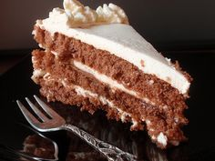 Cake with mascarpone and Nutela - Original recipe in Bulgarian, scroll to bottom for englinsh #sweet #cake
