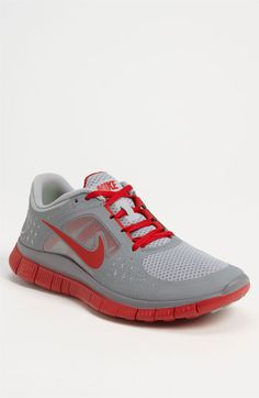 Nike 'Free Run+ 3' Running Shoe (Men) available at #Nordstrom