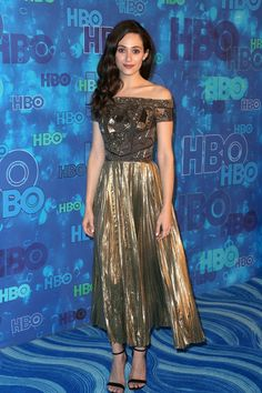 Emmy Rossum Photos Photos - Actress Emmy Rossum attends HBO's Official 2016 Emmy After Party at The Plaza at the Pacific Design Center on September 18, 2016 in Los Angeles, California. - HBO's Post Emmy Awards Reception - Arrivals
