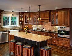 Craftsman Kitchen - Google Search