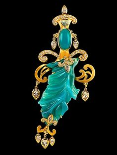 water goddess by crevoshay