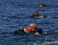 Le immagini dell'odissea dei profughi hanno vinto il Premio Pulitzer - Il portale dell'immigrazione e degli immigrati in Italia - Stranieri in Italia