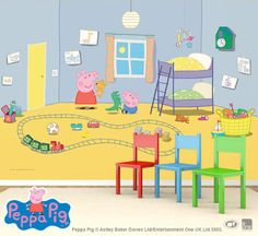 peppa pig board game instructions