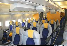 Thomas Cook Airlines business class