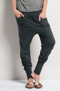 Jersey pants by Humanoid.