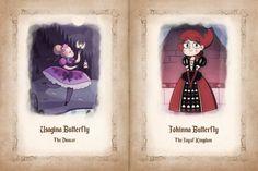 Usagina and Jokinna - Urania's Daughters