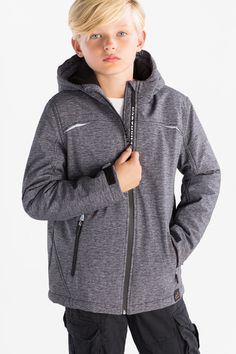 Softshelljack | C&A Hooded Jacket, Athletic, Hoodies, Sweaters, Tops, Fashion, Fashion Trends, Jackets, Jacket With Hoodie