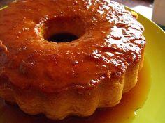 Pudim de tangerina by a galinha maria, via Flickr