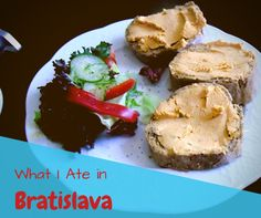 What I Ate in Bratislava, Slovakia