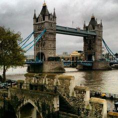 Tower Bridge, London, May 2012 Tower Bridge, London, Travel, Viajes, Destinations, Traveling, Trips, London England