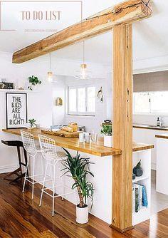 Que vous souhaitiez aménager et décorer une cuisine à l'ambiance marine, aux teintes rouges ou digne d'un grand restaurant, voici une petite To Do List à suivre afin de vous aider dans votre entreprise : www.soodeco.fr