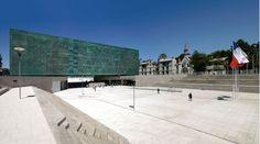 Resultado de imagem para Museo de la Memoria y los Derechos Humanos (Santiago, Chile, 2009)