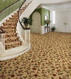 Best 61 Best Stair Runners Images Carpet Stairs Rugs On Carpet Patterned Carpet 640 x 480