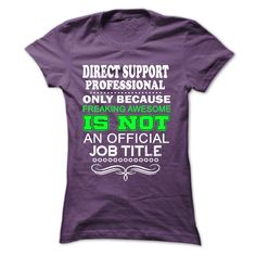DIRECT SUPPORT PROFESSIONAL
